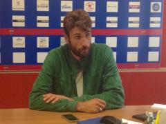 conferenza stampa Daniele Degano