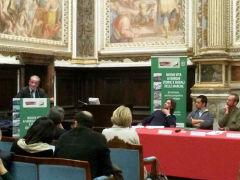 Marcolini interviene al convegno sui borghi storici delle Marche