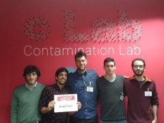 I vincitori dell'Hackathon all'Università Politecnica delle Marche