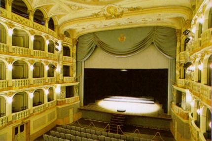 Teatro Lauro Rossi-Macerata