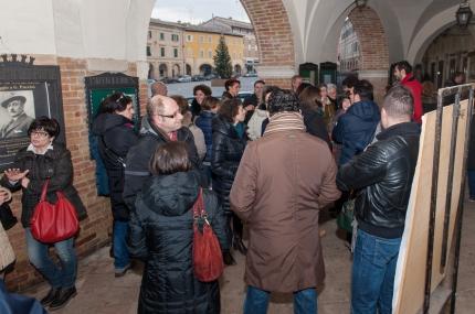 Xmas tour-musei San Severino Marche