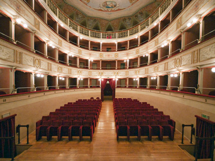 Teatro Piermarini, Matelica