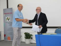 Andrea Perali, docente Unicam, premiato al congresso SuperStripes 2015 ad Ischia