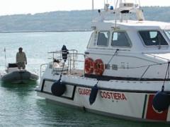 """Operazione della Guardia Costiera """"Mare sicuro"""""""
