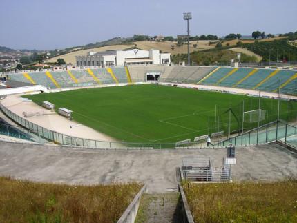 Ancona, stadio Del Conero