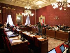 Il consiglio comunale di Macerata