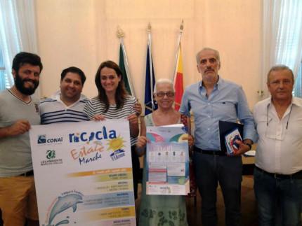 Presentata l'edizione 2015 di RiciclaEstate Marche