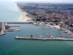 Il porto di Civitanova Marche