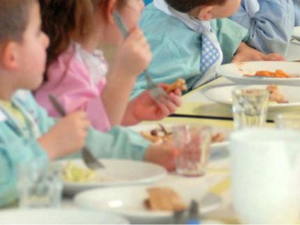 scuola, mensa scolastica, refezione scolastica, bambini,
