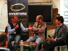 Overtime Festival: l'appuntamento con Angelo Peruzzi