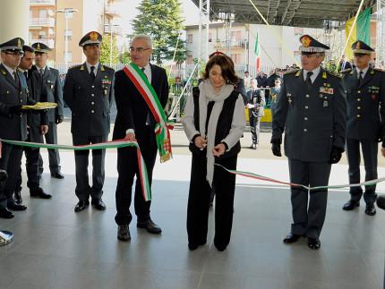 Inaugurata la nuova sede del Comando Provinciale, del Nucleo di Polizia Tributaria e della Compagnia di Macerata della Guardia di Finanza