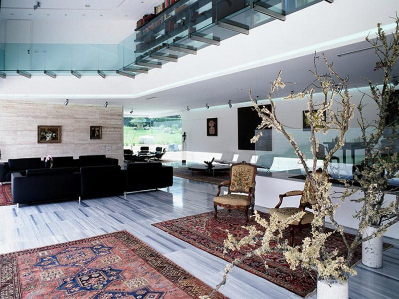 Arredamento moderno e classico insieme stunning Arredamento classico moderno soggiorno