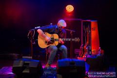 Frankie Chavez in concerto a Matelica - foto Simone Luchetti