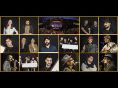 I 16 finalisti del concorso Musicultura 2016