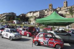 Le verifiche tecniche prima del Campionato Italiano Velocità Auto Storiche