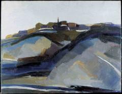 Un'opera di Arnaldo Ciarrocchi in mostra a Macerata