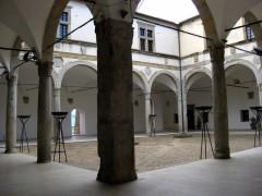 Palazzo ducale a Camerino