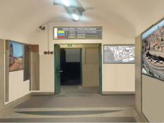 Gli ascensori dai giardini Diaz per il centro storico rivalutati nel progetto #maceratafacile