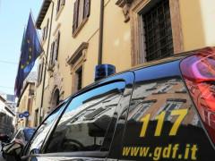 GDF , Guardia di Finanza
