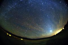 Orionidi: in arrivo le stelle cadenti d'autunno