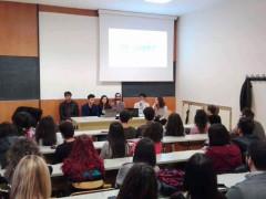 Assemblea a Macerata per il comitato ELSA, acronimo di European Law Student Association