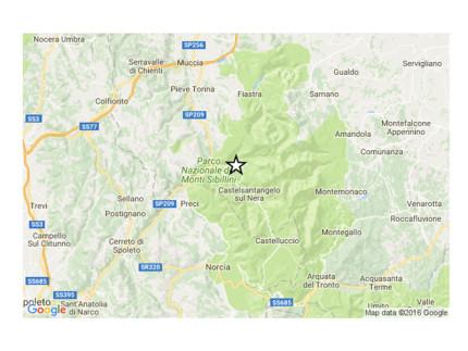Terremoto, oltre 100 scosse nella notte appena trascorsa