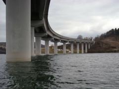 Viadotto della diga di Castriccioni