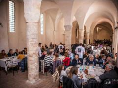 Pranzo solidale a San Severino Marche