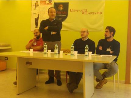 IoNonCrollo e Gianluca Pasqui