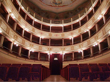 Teatro Piermarini a Matelica