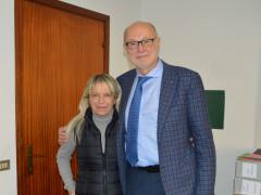Rosa Piermattei incontra Mauro Stronati