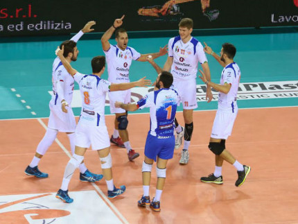 Volley Potentino vs. Siena