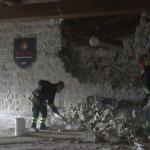 I Vigili del Fuoco all'Università di Camerino