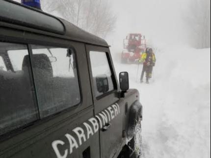 Interventi dei Carabinieri Forestali