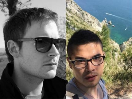 Emanuele Bonifazi e Marco Tanda