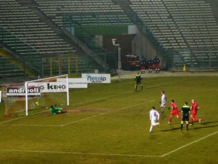 Maceratese contro Ancona