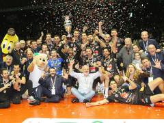 Vittoria della Lube Coppa Del Monte