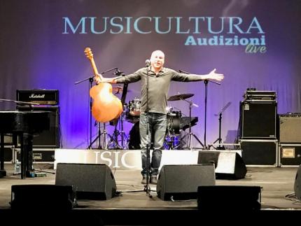 Mario Venuti a Musicultura