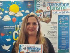 """L'assessore Milena Sebastiani di Porto Sant'Elpidio presenta Marketing e Turismo"""" 2017"""