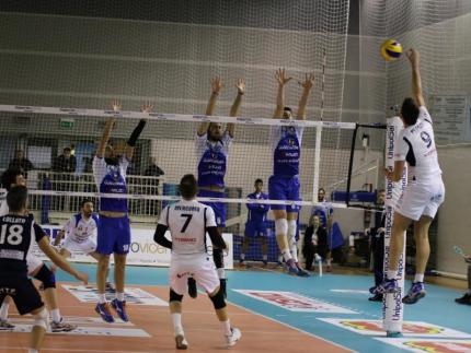 Azione del Volley Potentino