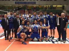Volley Potentino a Brescia