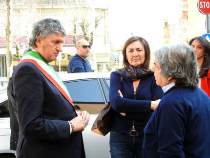 Renato Brunetta a Tolentino