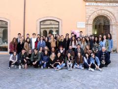 Scambio culturale tra Francia e Italia
