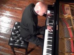 Il pianista Fausto Bongelli