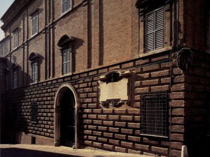 Palazzo Ricci a Macerata