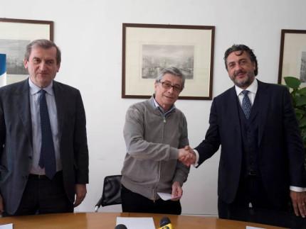 Donazione Unipol a Loro Piceno