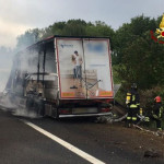 Incidente lungo l'A14