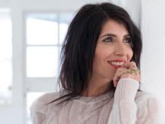 La cantante Giorgia