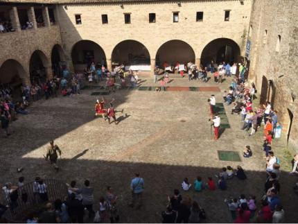 Fiera Ludica Marche al Castello della Rancia