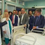 Inaugurazione del D.E.A. all'ospedale di Civitanova